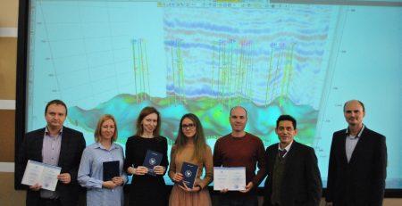 Интерпретацию сейсмических данных изучили в ИГиНГТ