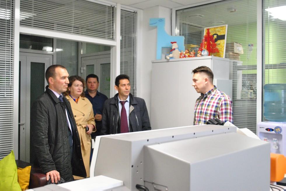 КФУ посетил заместитель генерального директора ЛУКОЙЛ-Инжиниринг