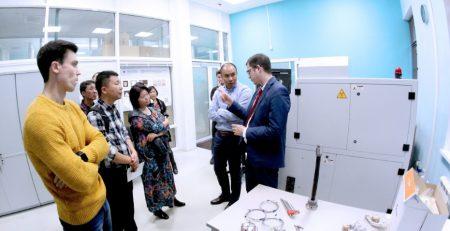 КФУ посетила делегация Юго-западного нефтяного университета Китая