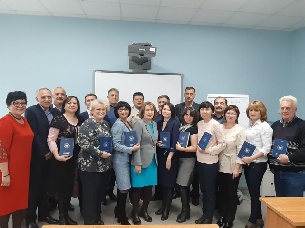 КФУ принял участие в реализации Программы обучения граждан предпенсионного возраста