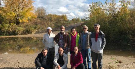 Международная экспедиция по изучению Карлинского кратера завершила свою работу в КФУ