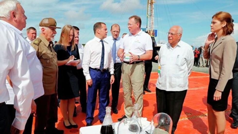 Технология ученых КФУ используется в разработке первой горизонтальной скважины месторождения Бока де Харуко (Куба)